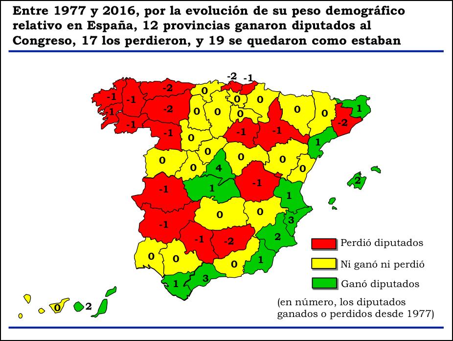 mapa provincial diputados